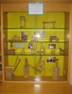 Wilbur Rippy Folk Toy Exhibit