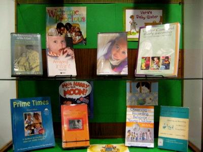 Infancy Institute Exhibit