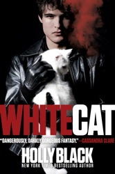 White Cat Cover