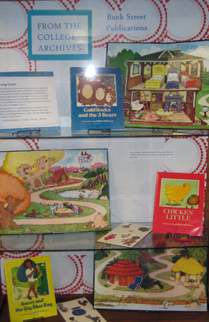 Bank Street Publications Display