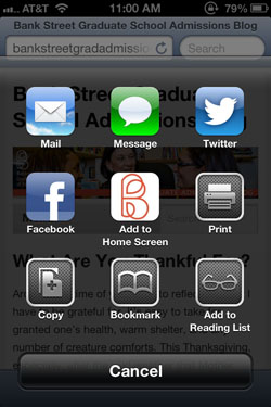 Add-to-home-screen