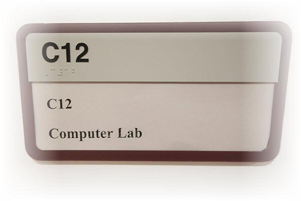 Room C12 Computer Lab
