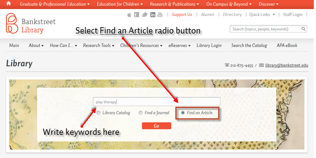 how to search an article for a word on mac
